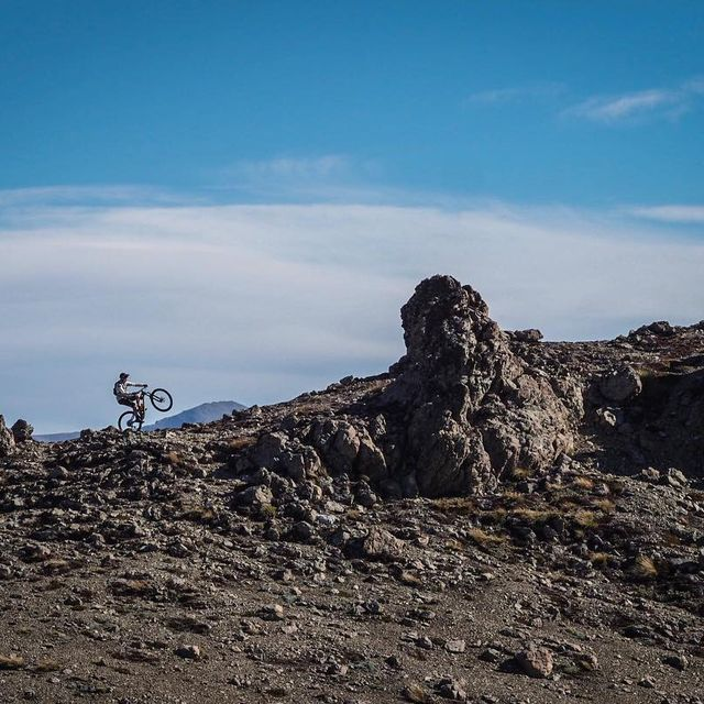 image: Stoked to discover some new spots to ride in NZ over the last few weeks. P @richardgoldsbury by murraycharles
