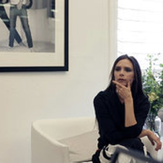 post: In the Studio | Victoria Beckham - Video - NYTimes.com by astrouse