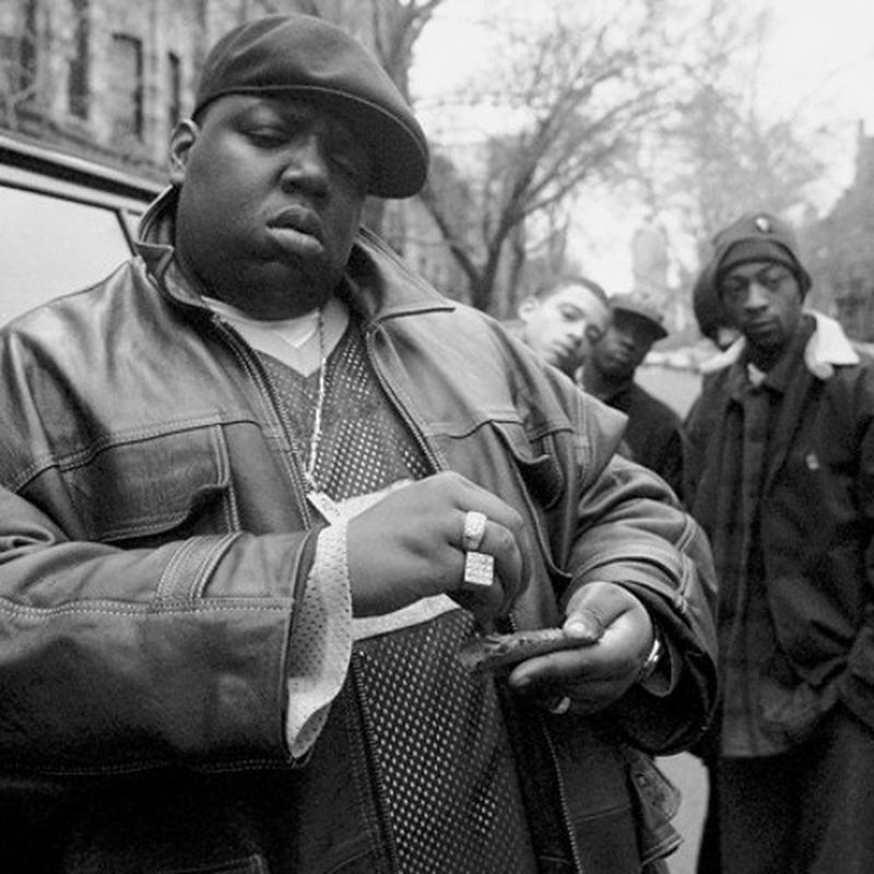 music: Notorious B.I.G - Somebody Gotta Die (Ben Hedibi Remix) by daniek