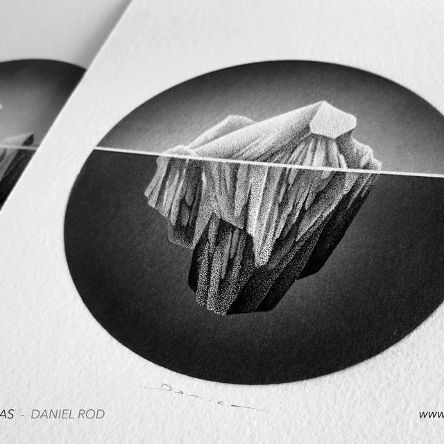 image: Cristalografías - Daniel Rod by danielrod