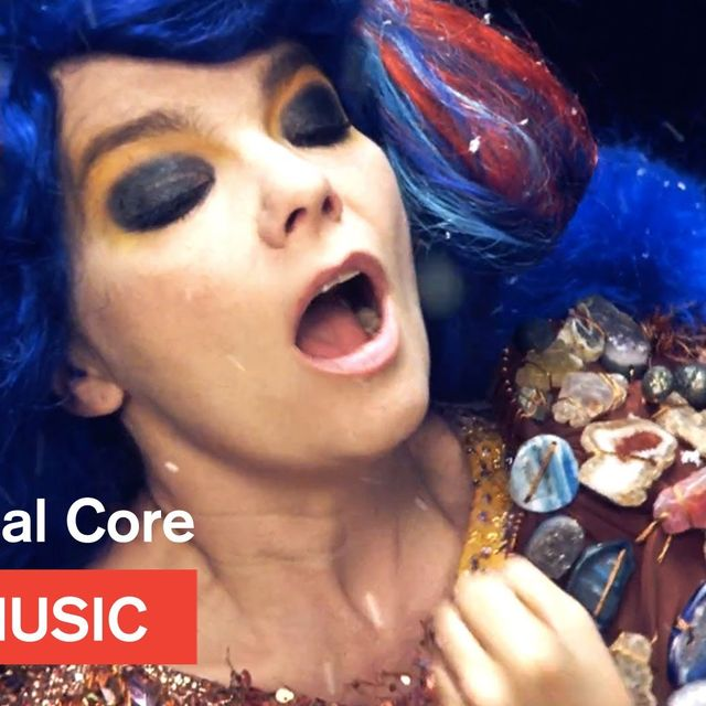 video: Bjӧrk - Mutual Core by james-the-creator