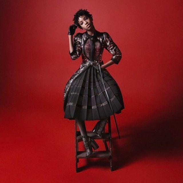 image: Willow Smith by veronik