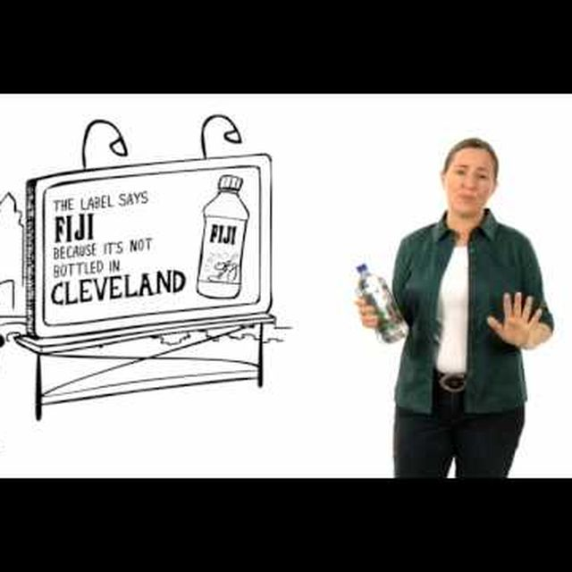 video: The Story of Bottled Water by Luli