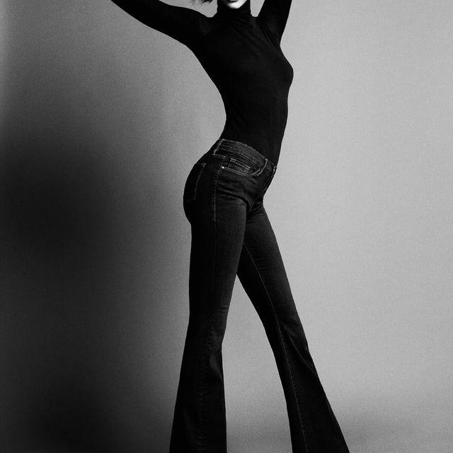image: Karlie Kloss - Denim by mariodelarenta