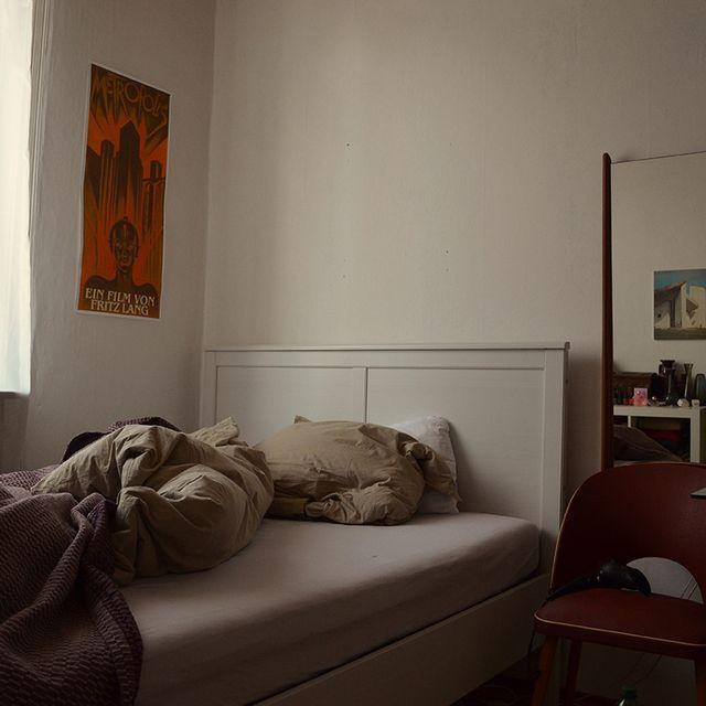 image: #24 Gamze Agguel | My Unmade Bed by alvarodols