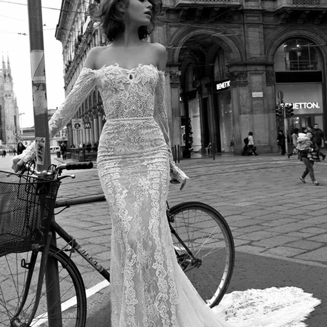 image: Liz Martinez Bridal Collection Milan 2015 by astrouse