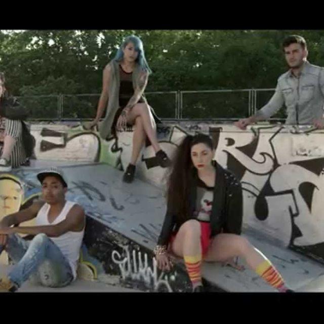 video: 'Marcamos las normas' Terry ft. Zannou ft. Desperados by feibs