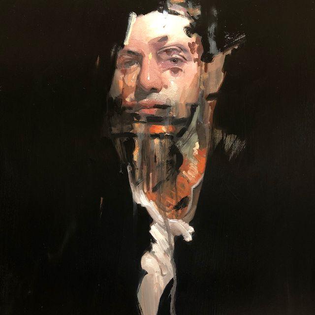 image: Portrait of my primo, Victor. Mustache coming soon ?? by emilio_villalba
