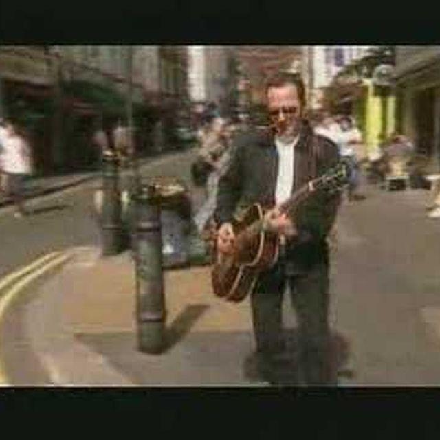 "video: Joe Strummer ""Johnny Appleseed"" by mar-campdepadrosmartin"