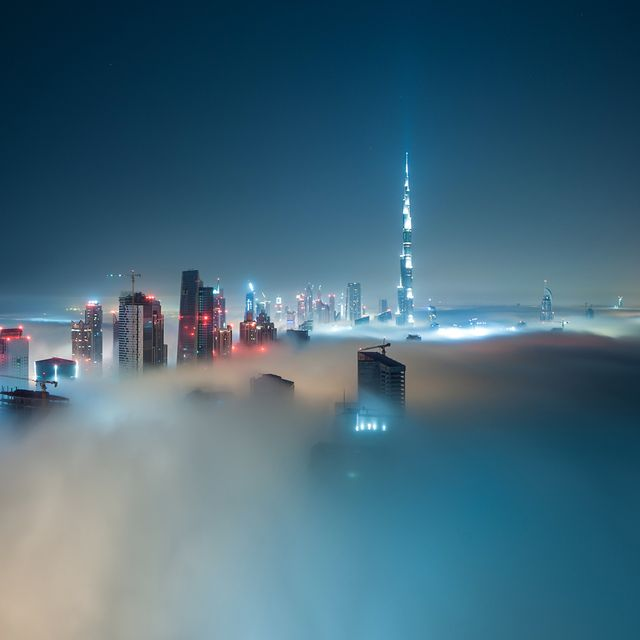 image: Dubai Fog 1 by diegotoast