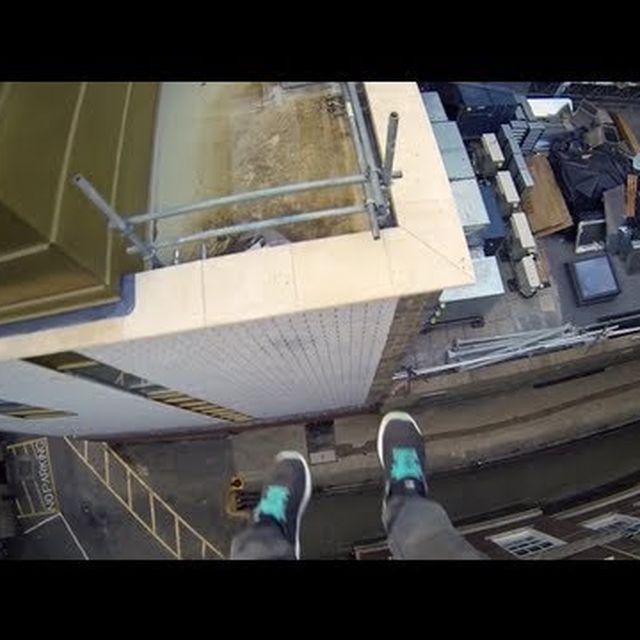video: Cambridge Parkour POV by franmilla