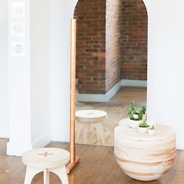 image: The Wabi-Sabi Mirror&Table by andreagenova