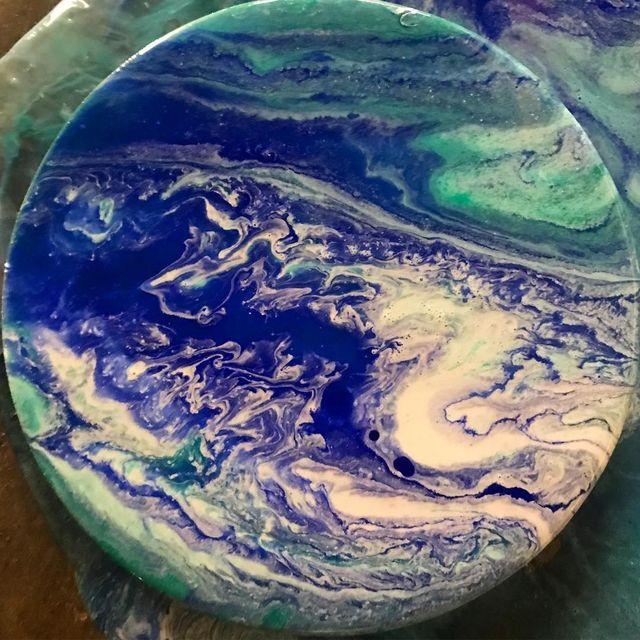 image: Liquid glass... by tashsultanaofficial
