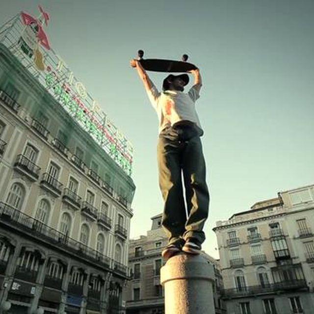video: MADRID LONGBOARD by serxarribas