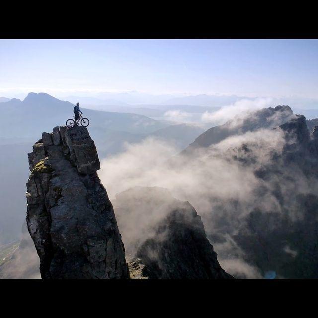 video: Danny Macaskill: The Ridge by alexaccion