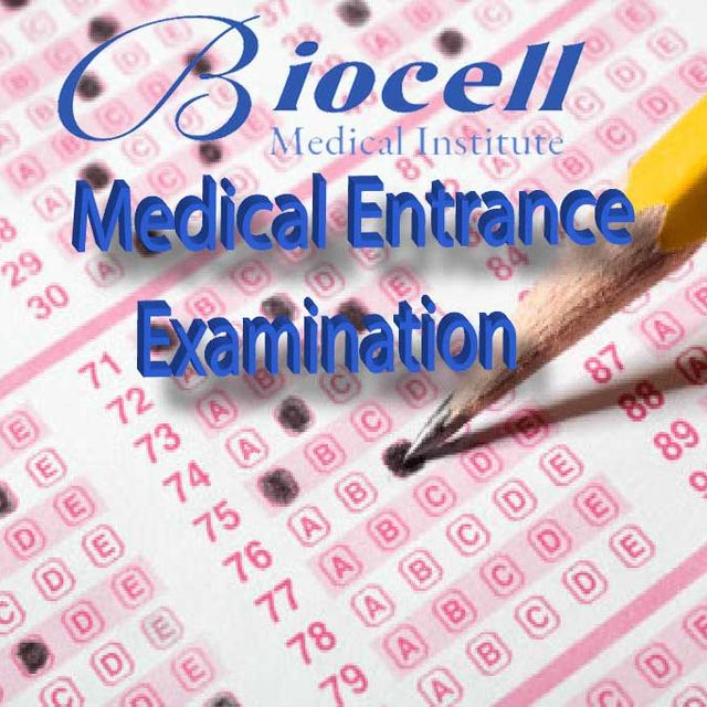 image: Medical entrance Exam in Punjab by biocell
