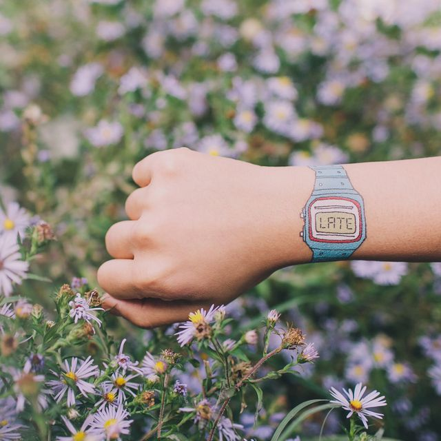 image: Tattly temporary tatoos by debs