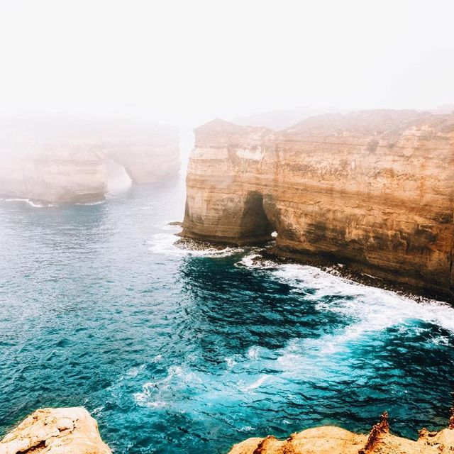 image: Oceanic misty blues. You are beautiful ✨? by lauraalycebell