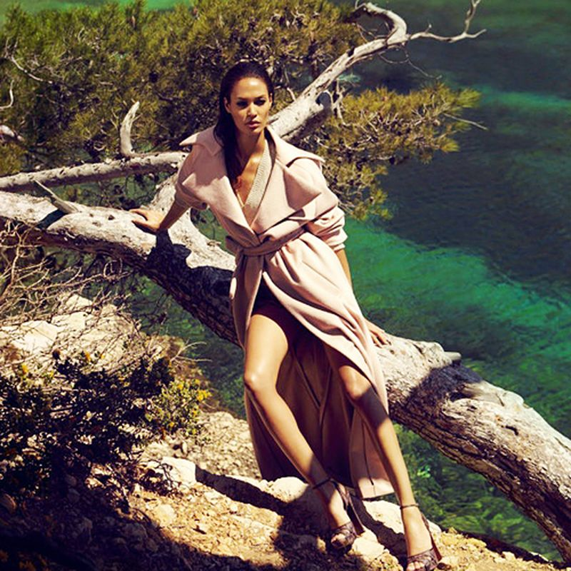 image: JOAN SMALLS FOR VOGUE JAPAN OCTOBER by fashionnet