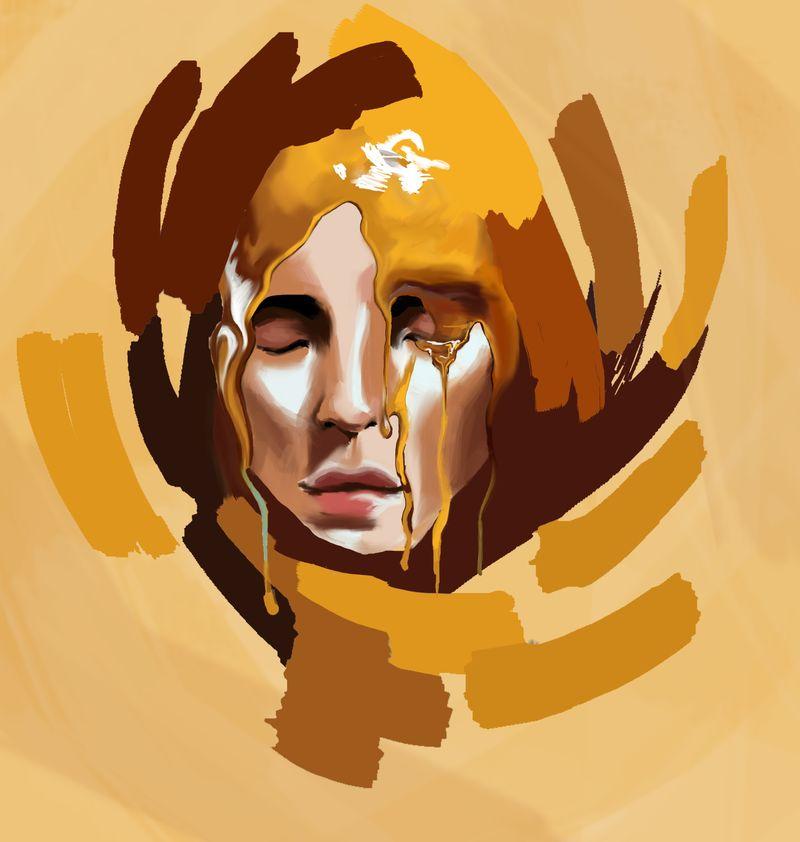 image: Honey Queen by gamusire
