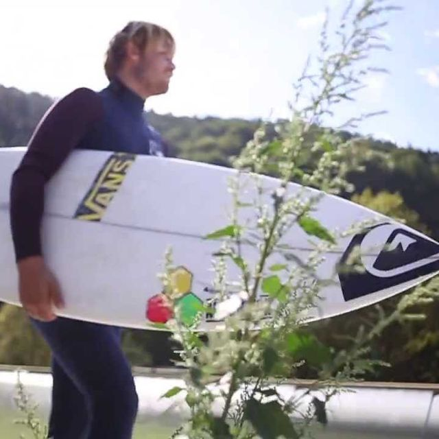 video: Wavegarden Zarautz (Basque Country) by Kike