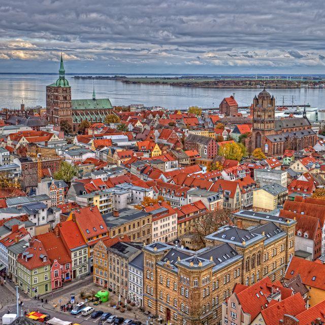 image: Stralsund by pauli