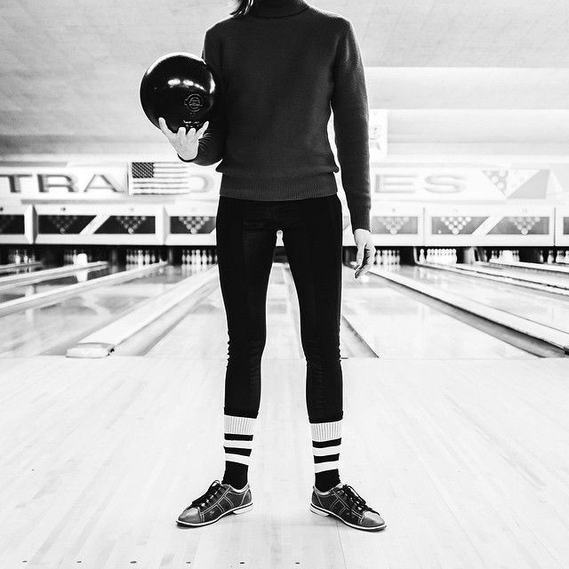 image: I wish I liked bowling half as much as I like taking... by christopher_hainey