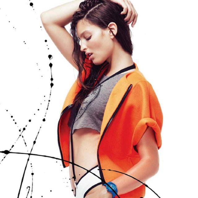 image: Georgina Stojiljkovic by Greg Gex for Be Magazine by fashionnet