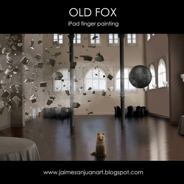 video: Old fox by jaime-sanjuan