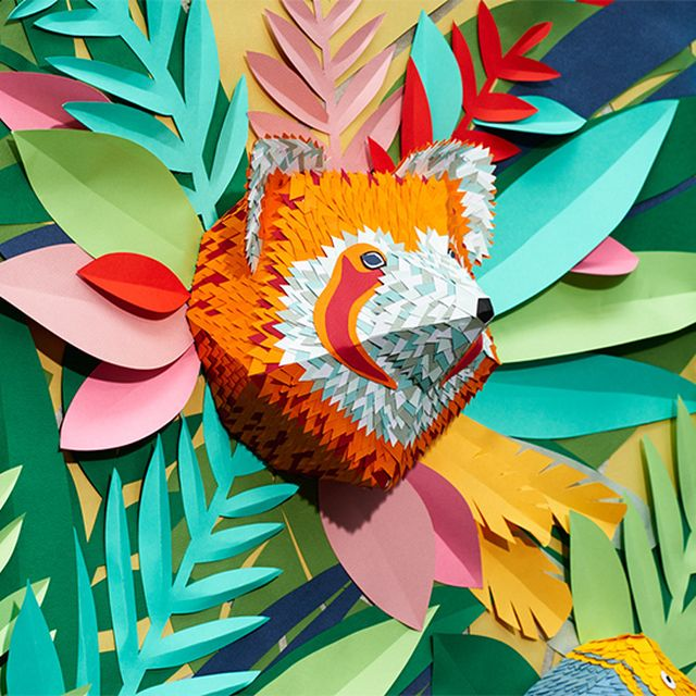 image: Tropical Jungle by neverdiscrete