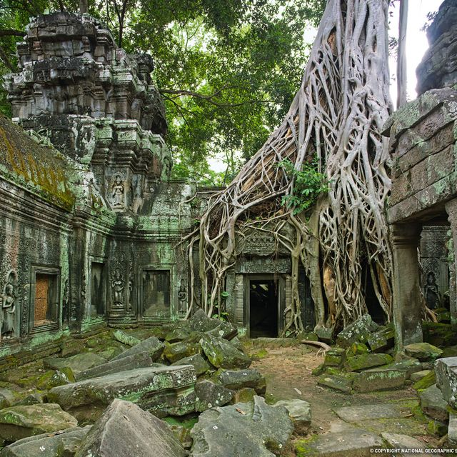 image: Siem Reap - Cambodia by gonzalobandeira