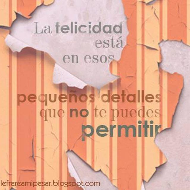 image: la felicidad by lefrere