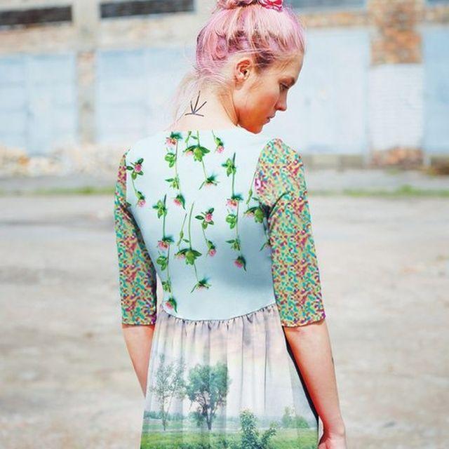 image: flower dress by arroyo