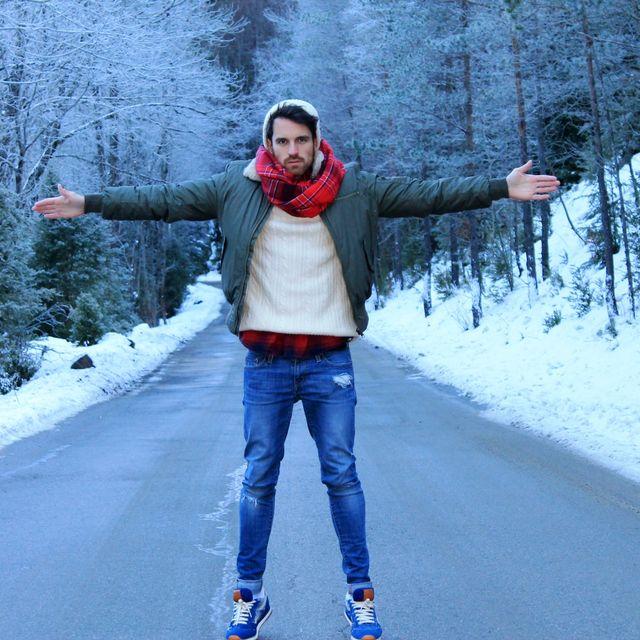 image: snow by albertoortizrey