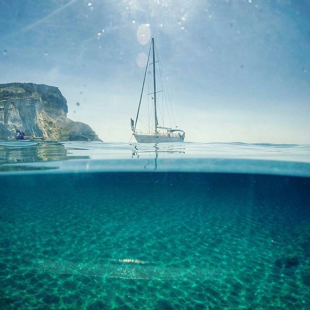 image: Above & Under by sailing_boats