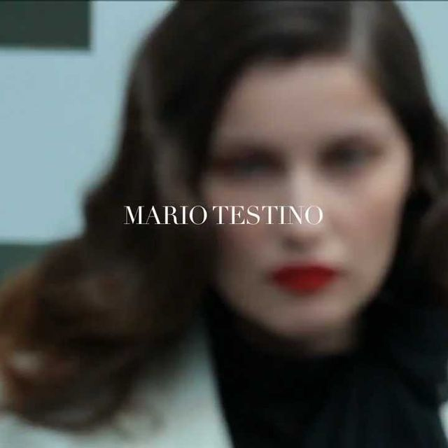 video: MARIO TESTINO by madridfff