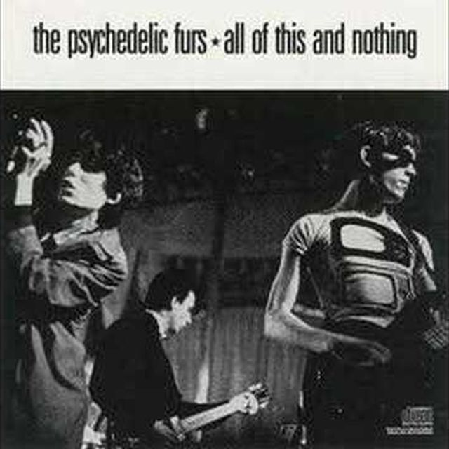 """video: Psychedelic Furs - """"The Ghost In You"""" by tatiana"""