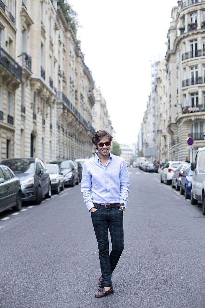 image: MYTIE: PARIS FASHIONWEEK ON TARTAN | PEEPTOES by mordovas