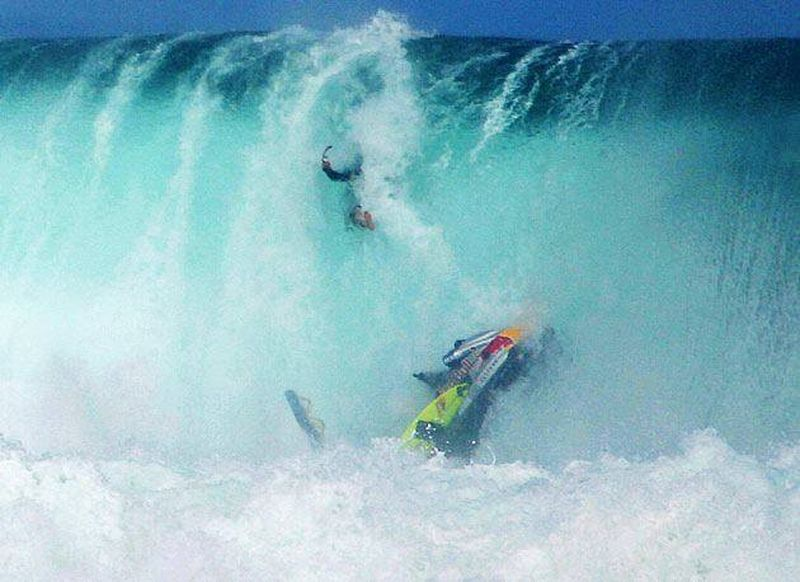 image: dropping in by carlos-ramoswipeout