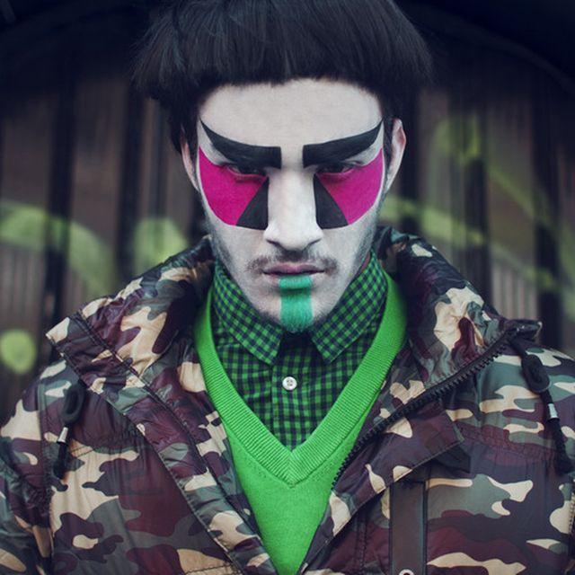image: Kabuki by xellif