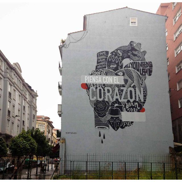 image: PIENSA CON EL CORAZÓN by boamistura