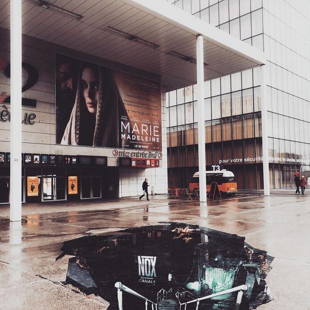 image: Oserez-vous descendre dans les entrailles de Paris ? Suivez #Nox le nouveau thriller haletant de @canalplus avec #NathalieBaye et #Maïwenn #CréationOriginale #ad by seb_gordon