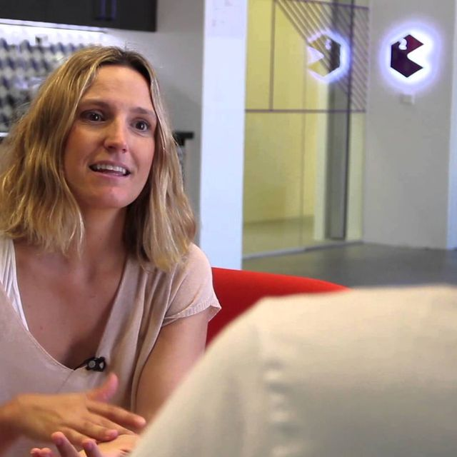 video: Google Campus Madrid by campusmadrid
