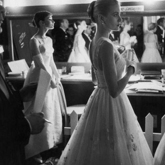 image: Audrey & Grace, LIFE Magazine by danielgc