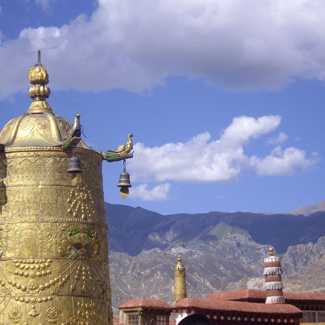 image: Jokhang Temple, Lhasa (Tibet) by Lord_Wilmore
