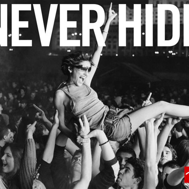 image: Never Hide!!! by mariodelarenta