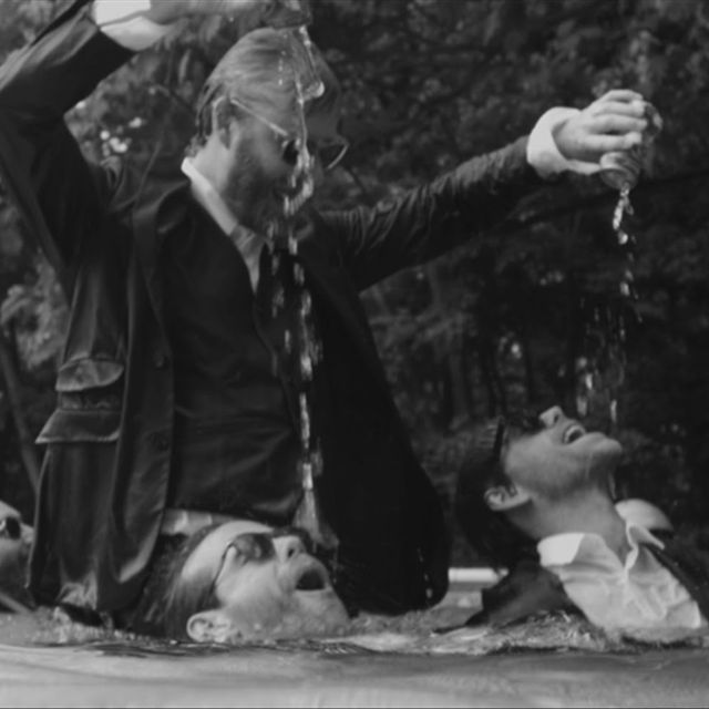 video: The National - Graceless - by begogon