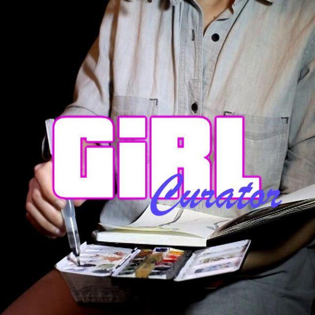 video: GIRL CURATOR III (Teaser) by ramiroe