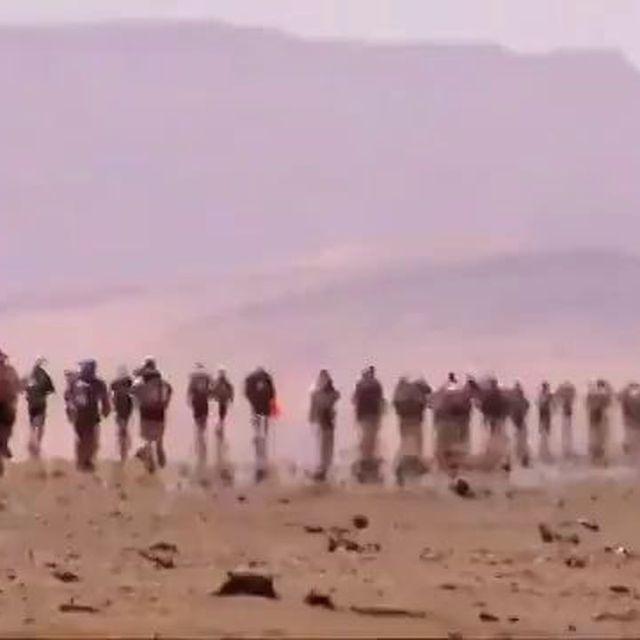 video: MARATHON DES SABLES by javouzsorihl