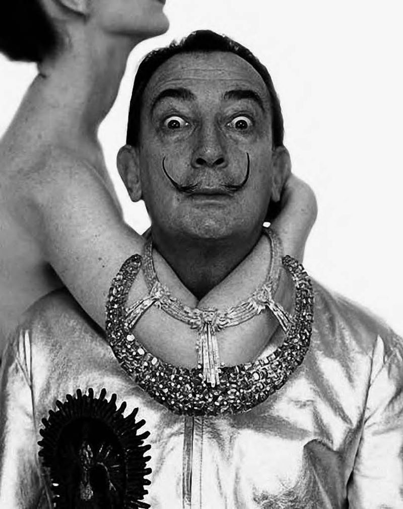 image: Eugenio Salvador Dalí by martinrush